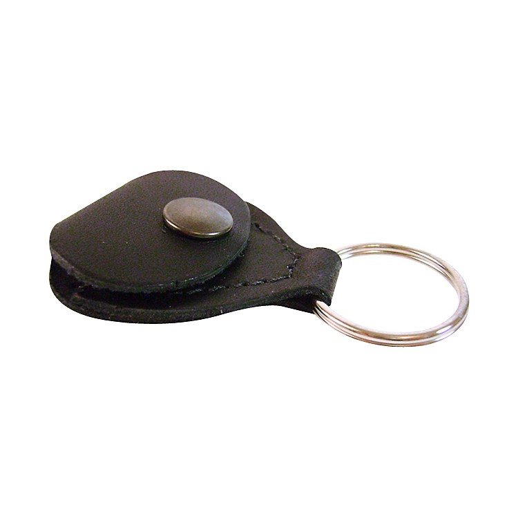 Perri's Leather Guitar Pick Key Chain