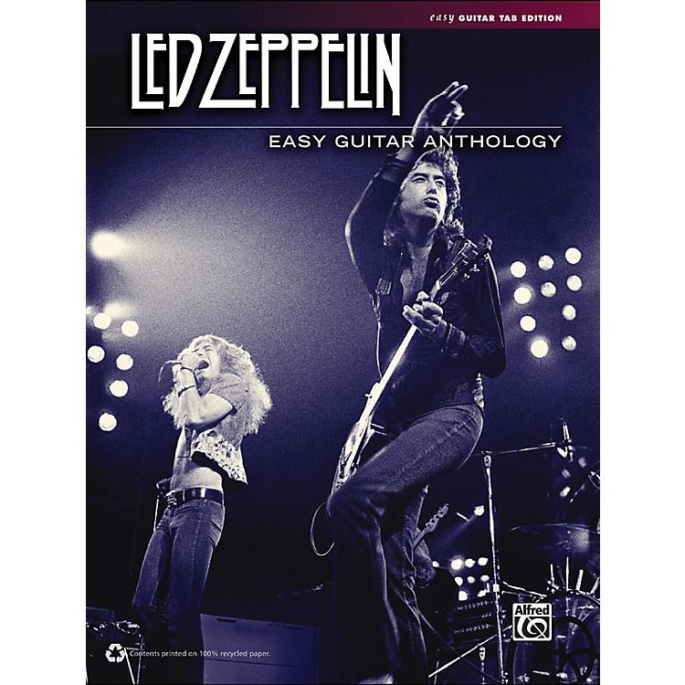 AlfredLed Zeppelin - Easy Guitar Anthology