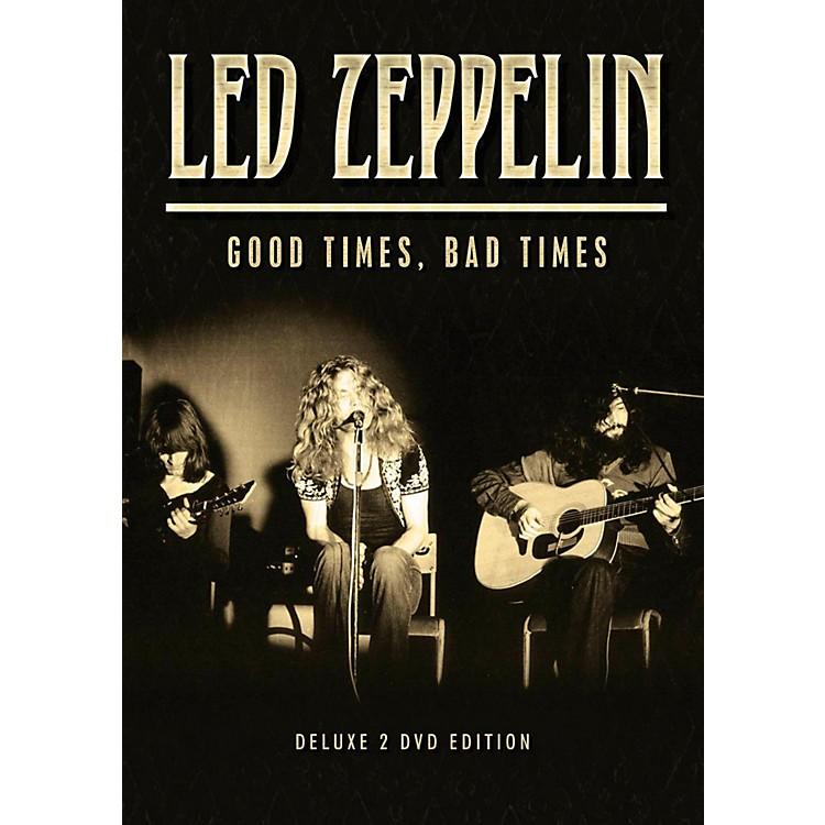 Hal LeonardLed Zeppelin - Good Times, Bad Times 2 DVD Set