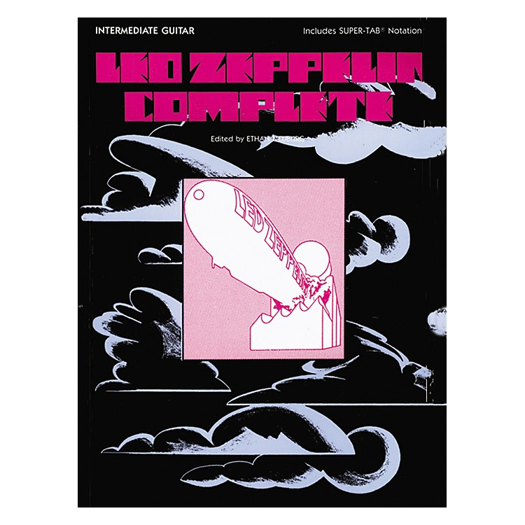 Alfred Led Zeppelin Complete Guitar Tab Songbook