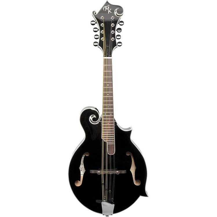 Michael Kelly Legacy Black Out F Style Mandolin Black
