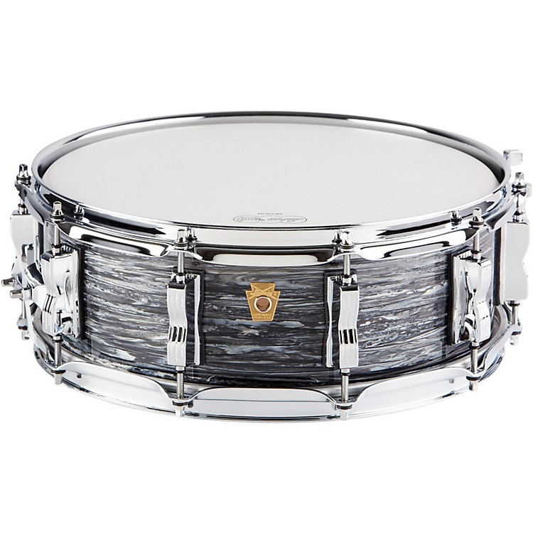 Ludwig Legacy Classic Snare Drum 5x14 Black Oyster Pearl