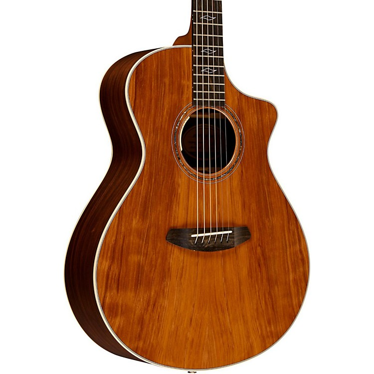 Breedlove Legacy Concert Acoustic-Electric Guitar Natural