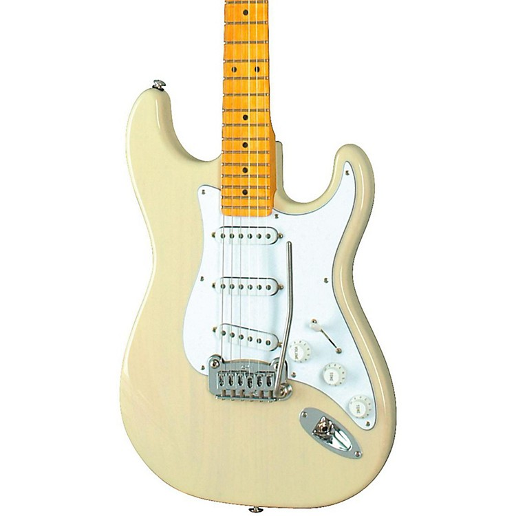 G&LLegacy Electric Guitar with Tinted Maple NeckBlonde