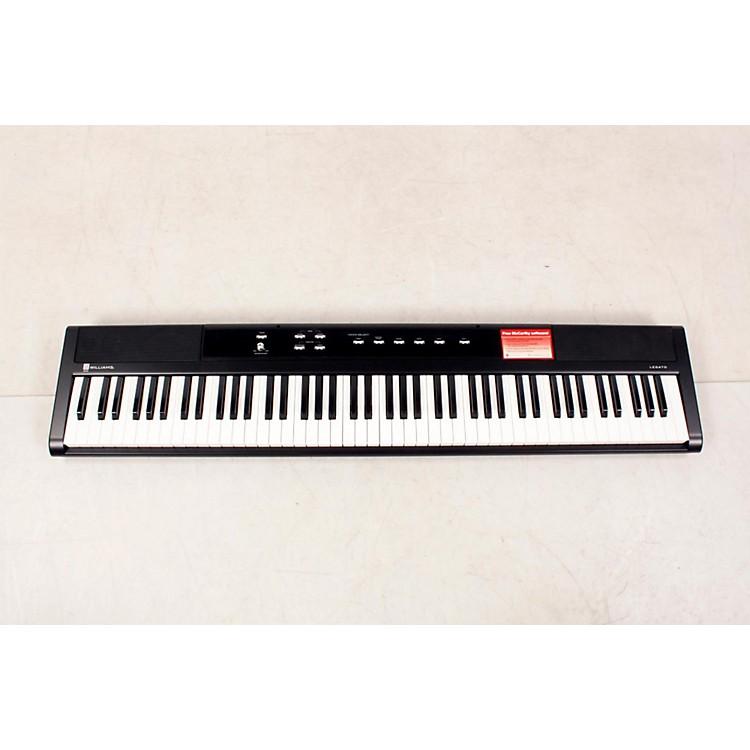 WilliamsLegato 88-Key Digital Piano888365825281