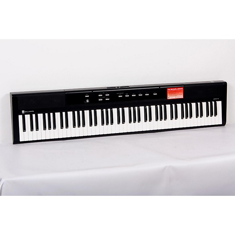 WilliamsLegato 88-Key Digital Piano888365825328
