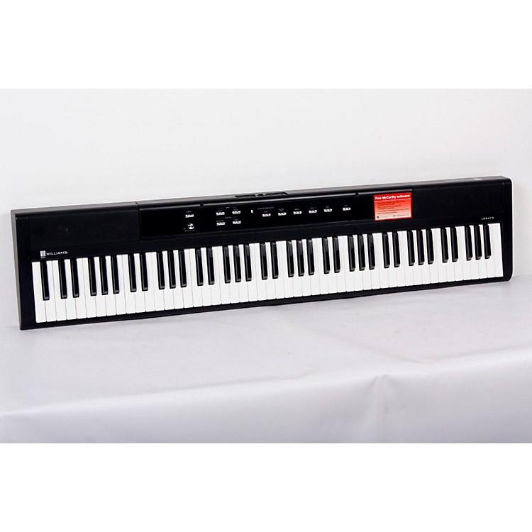 WilliamsLegato 88-Key Digital Piano888365825540