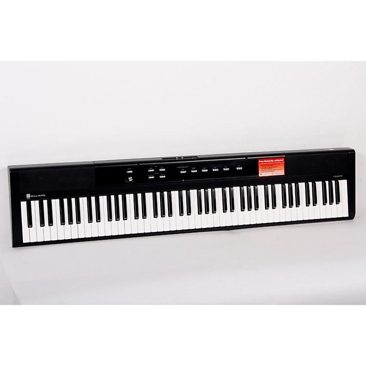 WilliamsLegato 88-Key Digital Piano888365828855