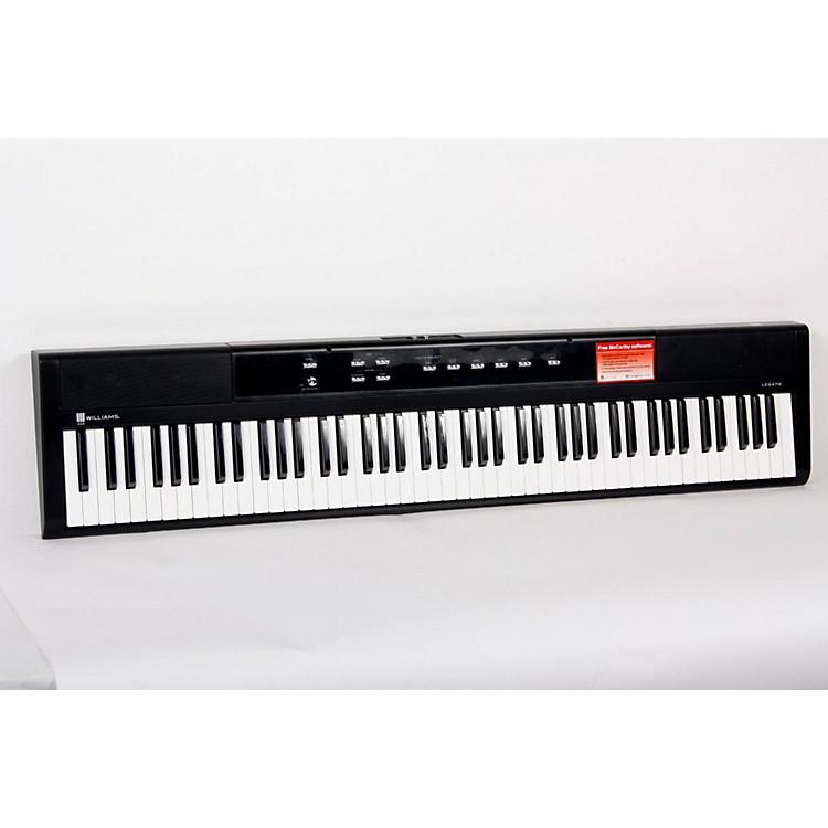 WilliamsLegato 88-Key Digital Piano888365828886