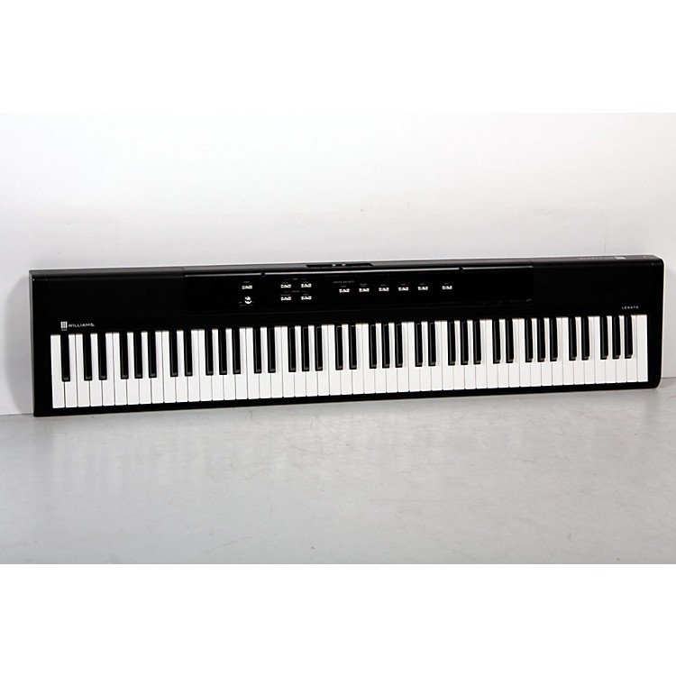 Williams Legato 88-Key Digital Piano  888365831404