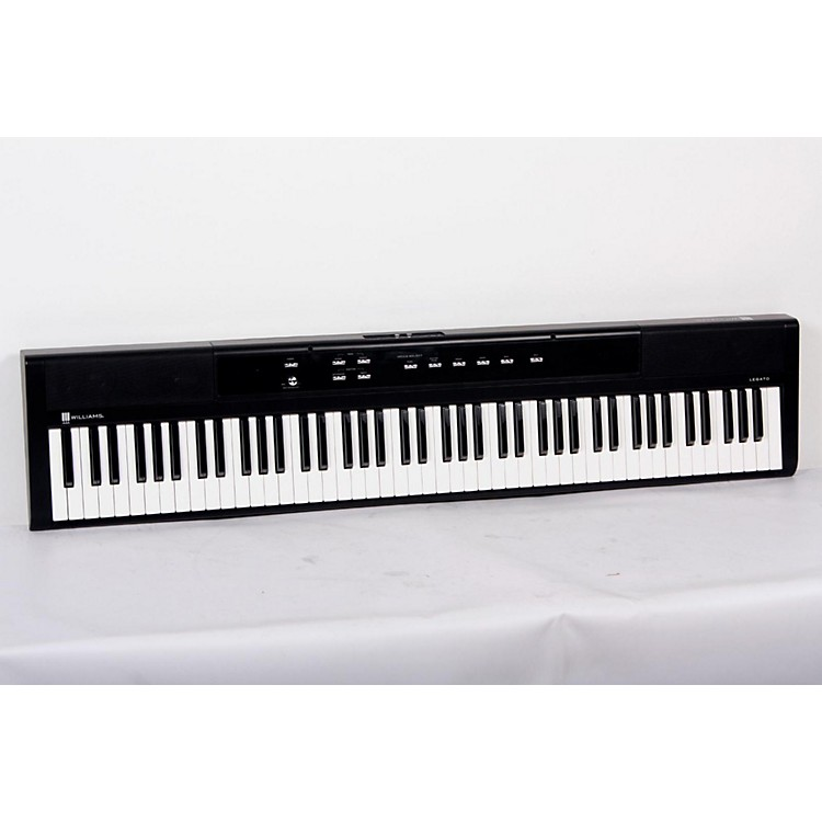 WilliamsLegato 88-Key Digital Piano888365832357