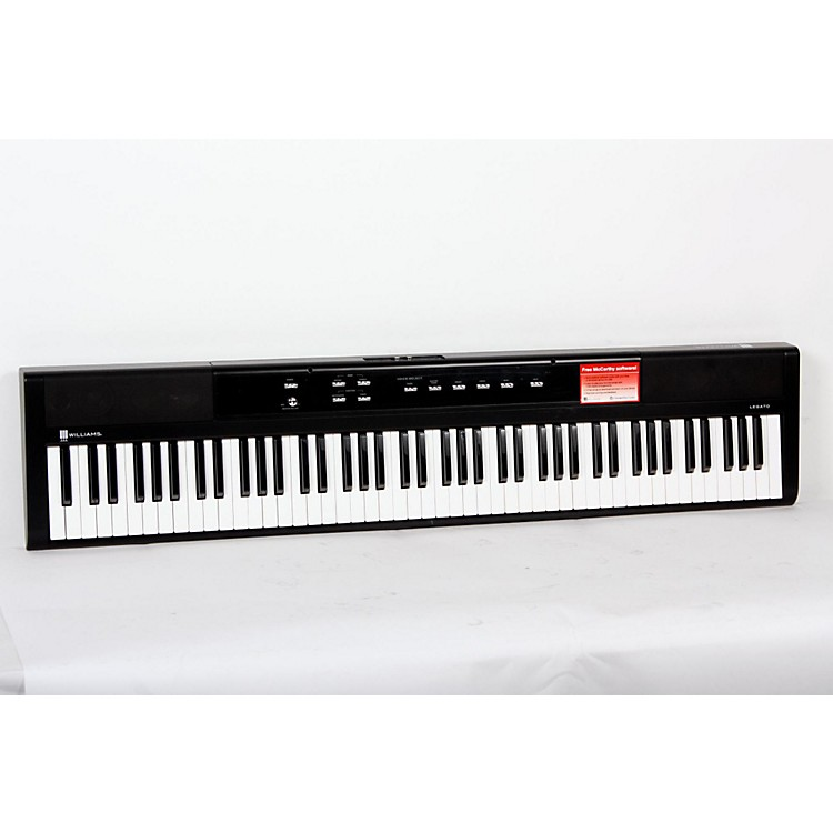 Williams Legato 88-Key Digital Piano  888365835099