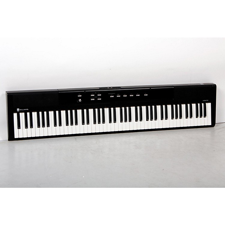 WilliamsLegato 88-Key Digital Piano888365840130