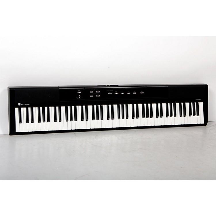 WilliamsLegato 88-Key Digital Piano888365840154