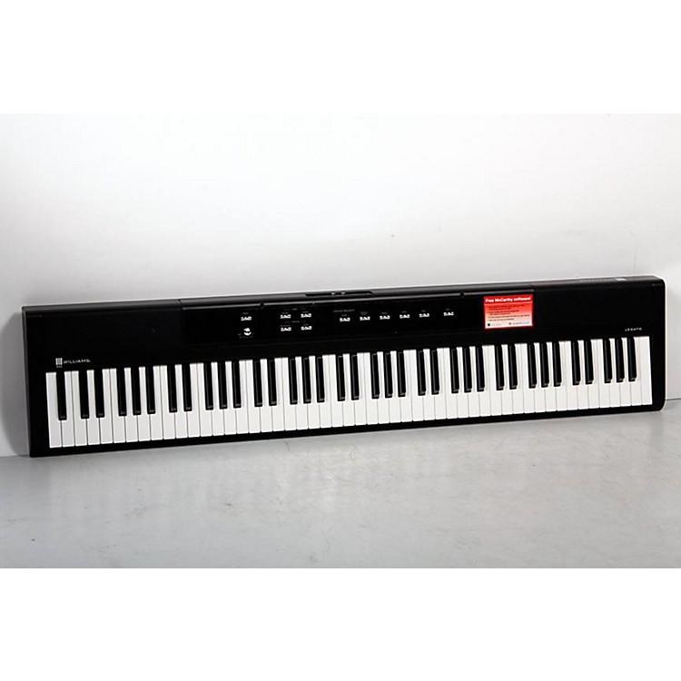 WilliamsLegato 88-Key Digital Piano888365852393
