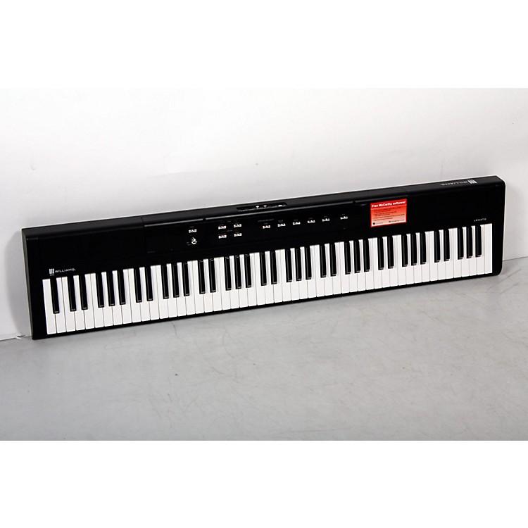 WilliamsLegato 88-Key Digital Piano888365896755