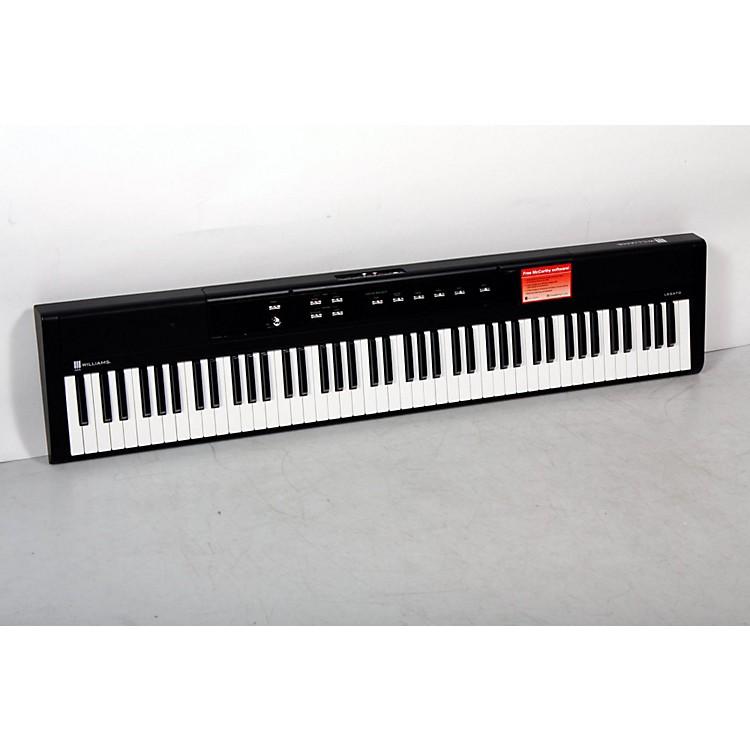 WilliamsLegato 88-Key Digital Piano888365896847
