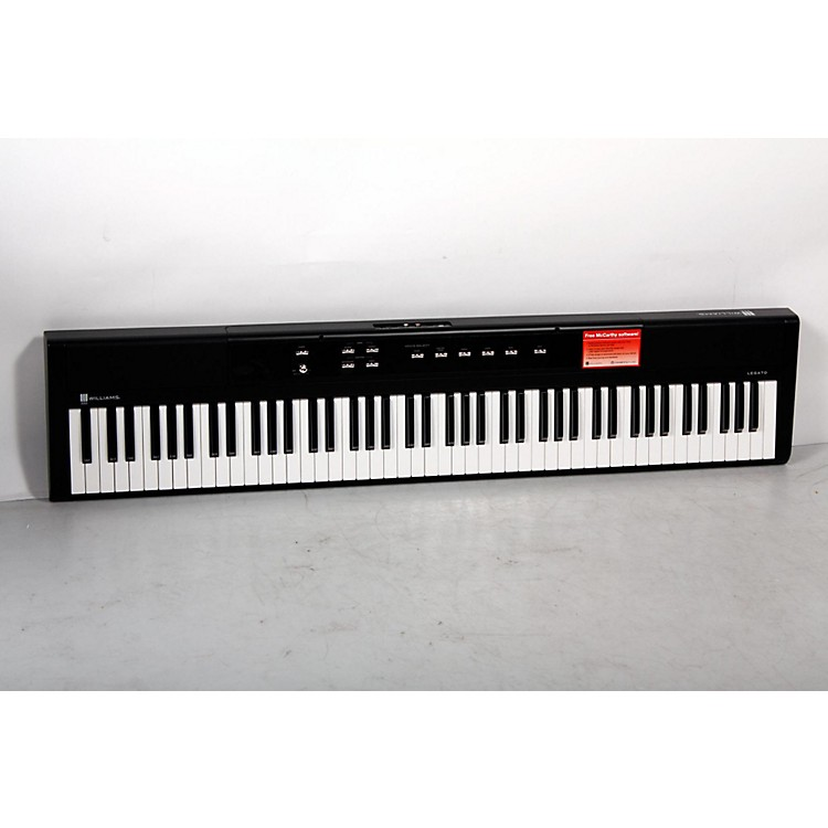 Williams Legato 88-Key Digital Piano  888365905402