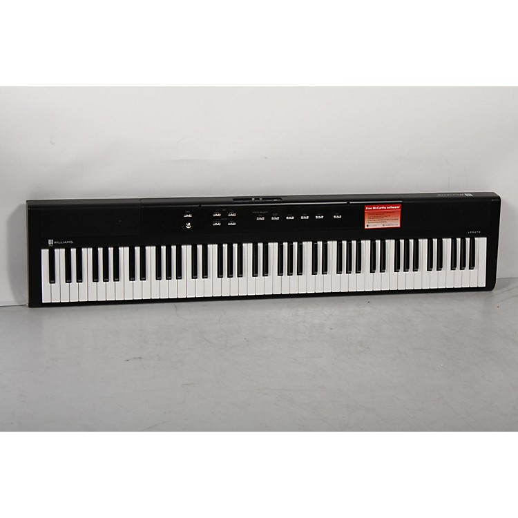 Williams Legato 88-Key Digital Piano  888365907987