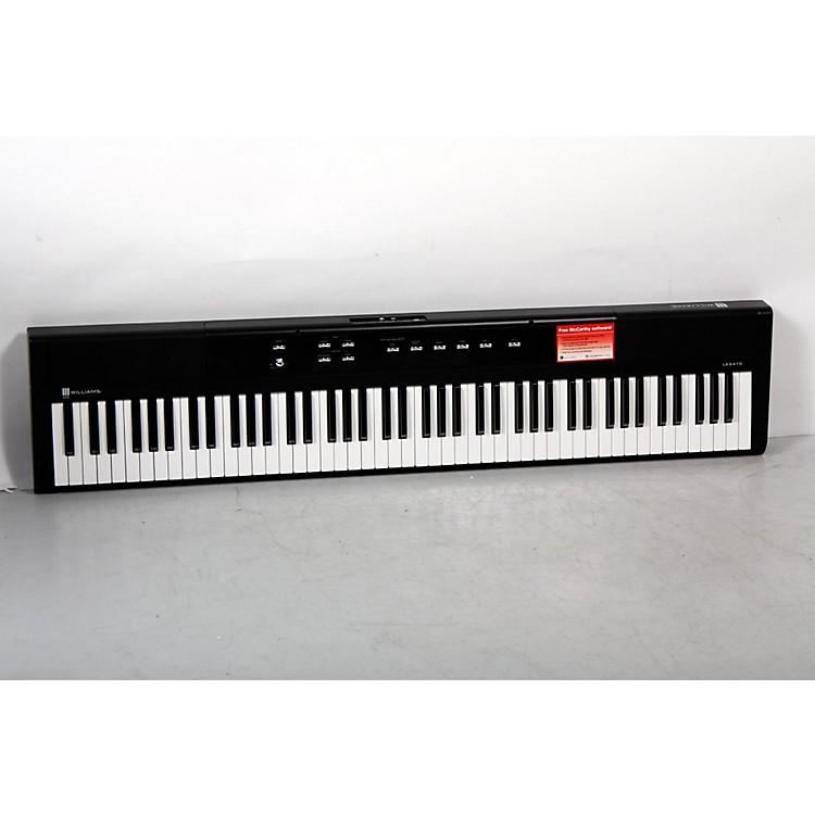 WilliamsLegato 88-Key Digital Piano888365910222