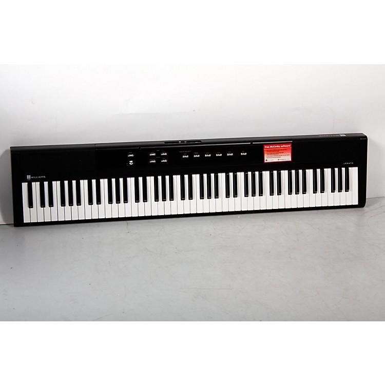 WilliamsLegato 88-Key Digital Piano888365910291