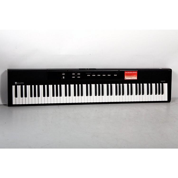 WilliamsLegato 88-Key Digital Piano888365910369