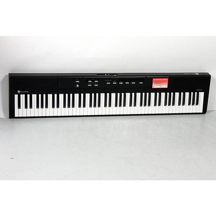WilliamsLegato 88-Key Digital Piano888365920801