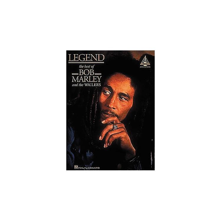 Hal LeonardLegend - The Best of Bob Marley And The Wailers Guitar Tab Songbook