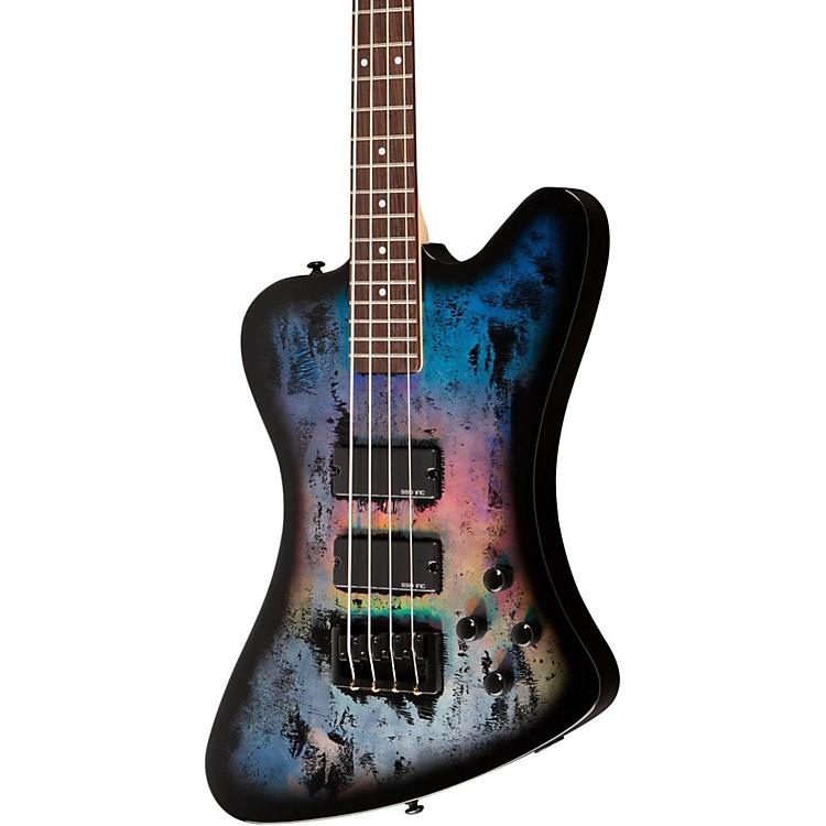 SpectorLegend 4X Classic Electric Bass GuitarHoloflash