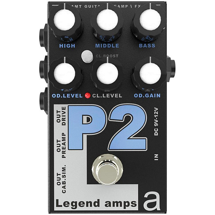 AMT Electronics Legend Amp Series II P2