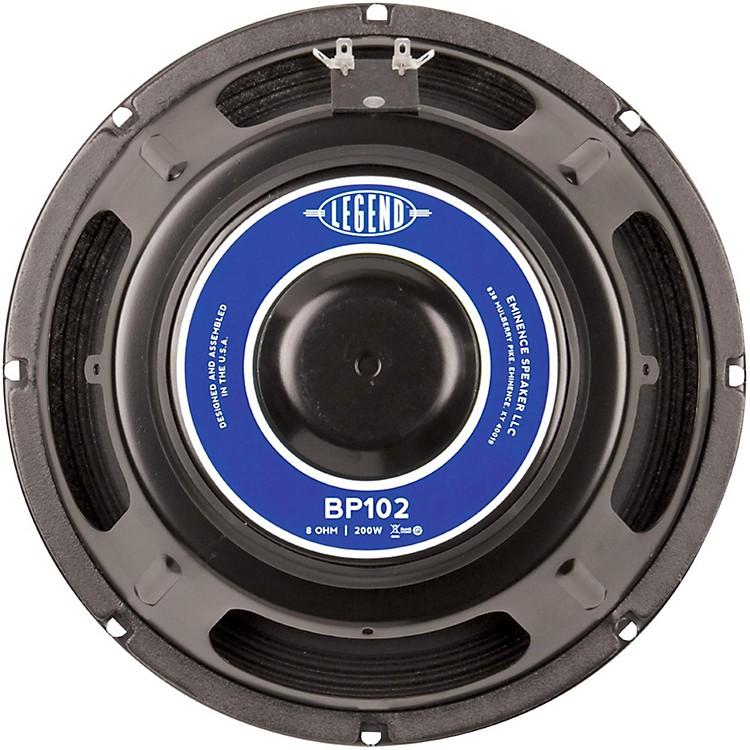 EminenceLegend BP102 10 Inch 200W Bass Speaker