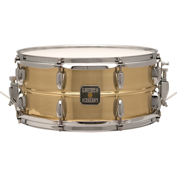 Gretsch Drums Legend Brass Snare Drum