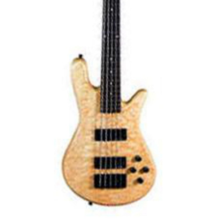 Spector Legend Classic 5-String Bass Natural