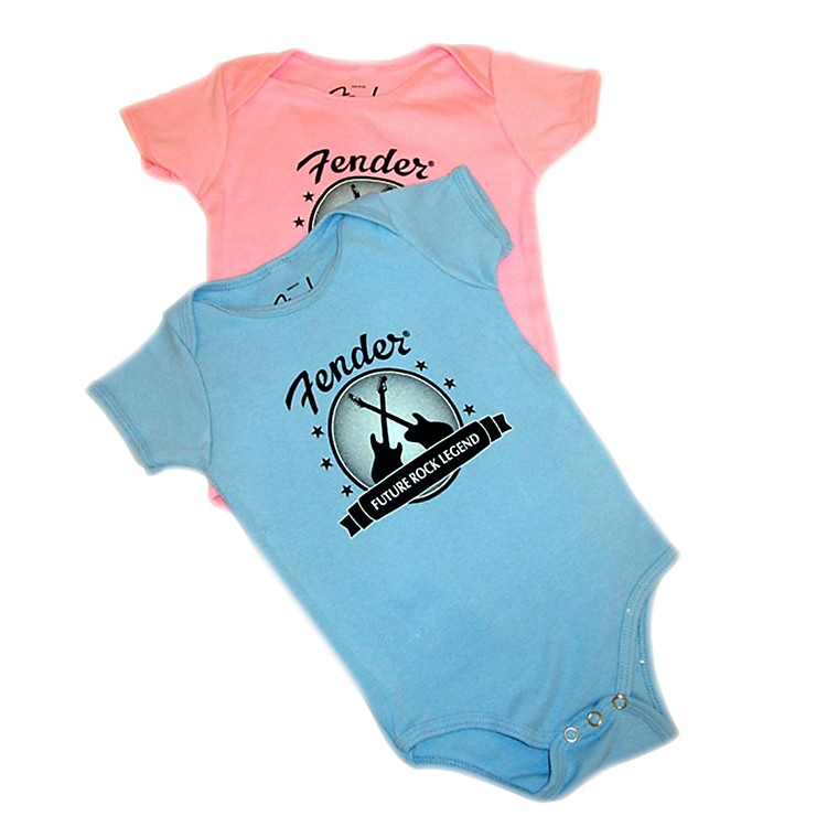 Fender Legend Onesie Blue 12-18 M