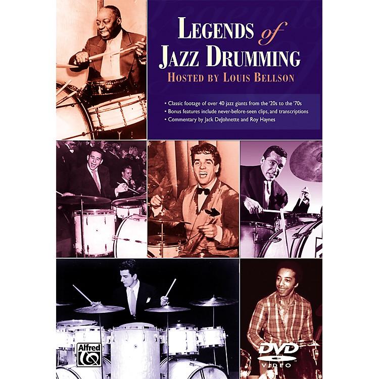 AlfredLegends of Jazz Drumming DVD