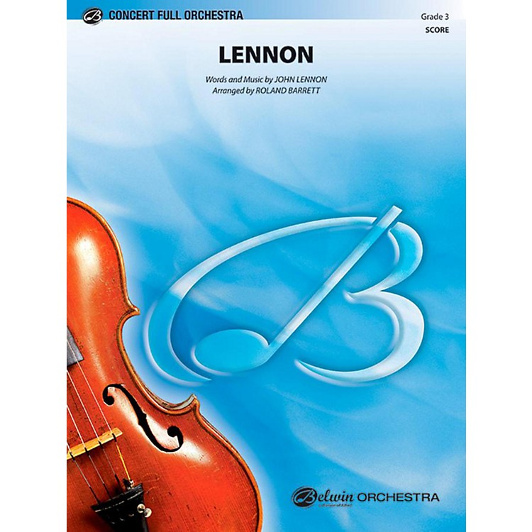 AlfredLennon Full Orchestra Level 3 Set