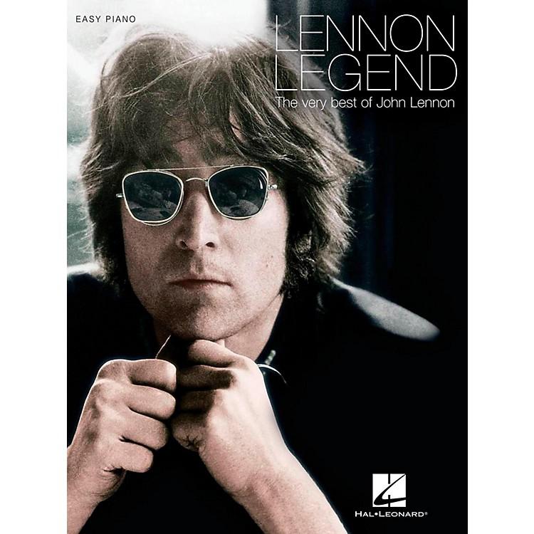 Hal LeonardLennon Legend - The Very Best Of John Lennon for Easy Piano