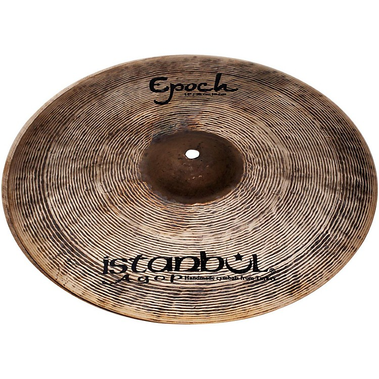 Istanbul AgopLenny White Signature Epoch Hi-Hat Cymbal Pair14 in.