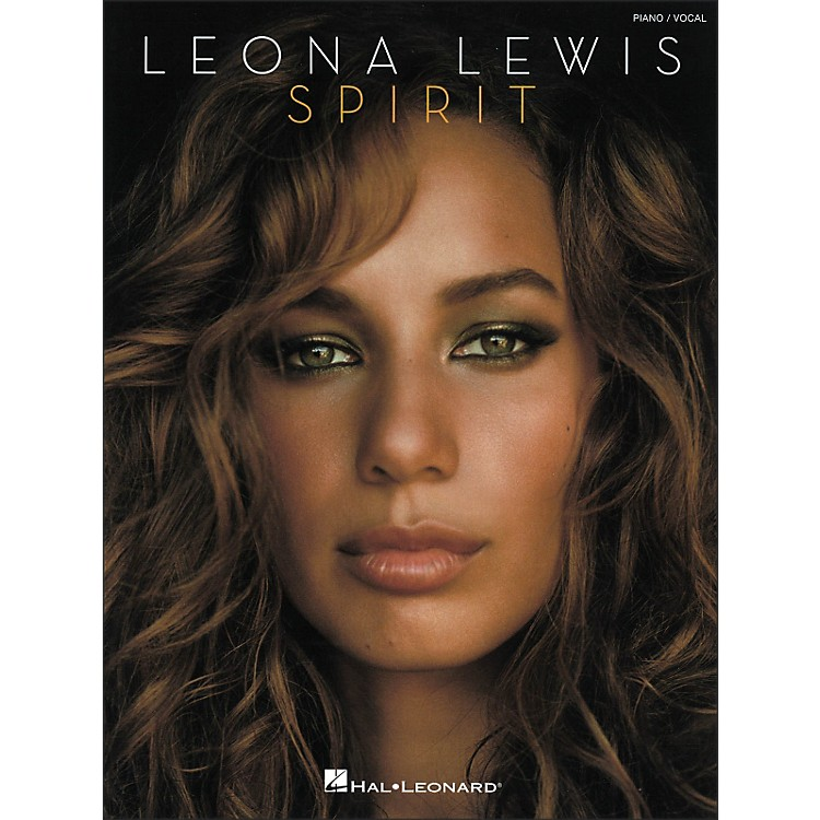 Hal Leonard Leona Lewis - Spirt - Original Keys for Singers (Vocal/Piano)