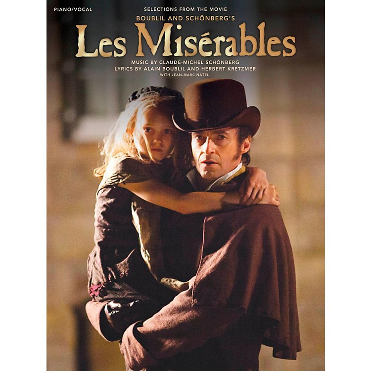 Hal LeonardLes Miserables - Easy Piano Selections from the Movie