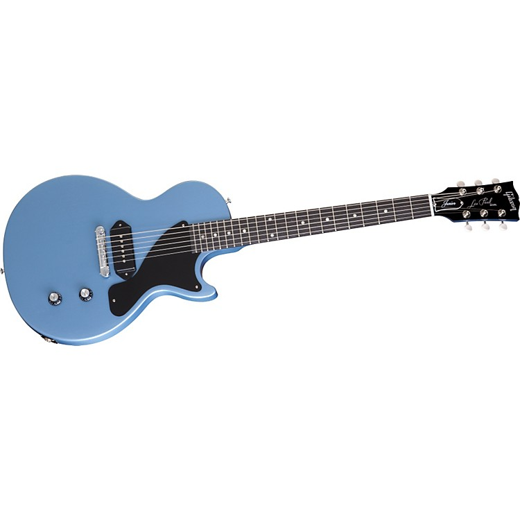Gibson Les Paul Junior Electric Guitar Pelham Blue