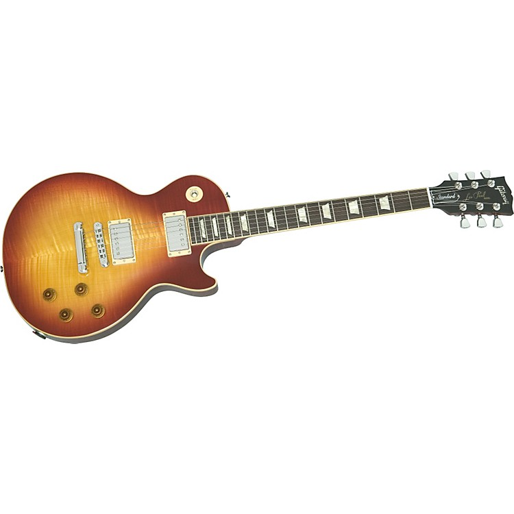 Gibson Les Paul Standard Plus Electric Guitar Iced Tea