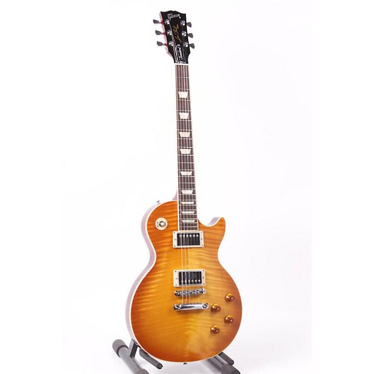 GibsonLes Paul Standard Plus Electric GuitarLight Burst886830681424
