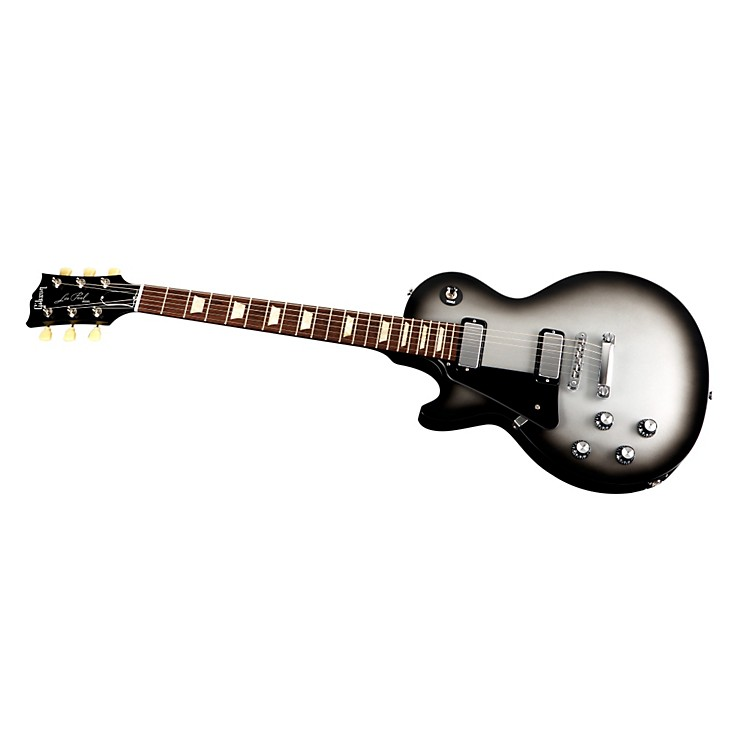 Gibson Les Paul Studio '70s Tribute Left-Handed Electric Guitar Satin Silverburst