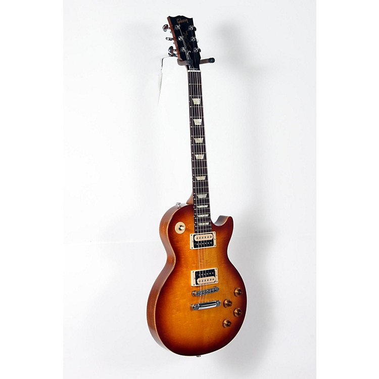 Gibson Les Paul Studio Deluxe T Electric Guitar Honey Burst 888365916309