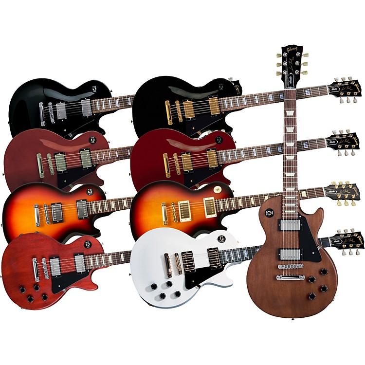 GibsonLes Paul Studio Electric GuitarFire BurstGold Hardware