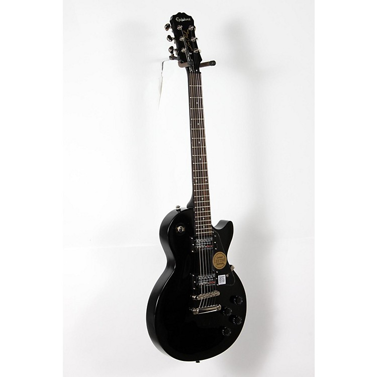 Epiphone Les Paul Studio Electric Guitar Ebony 888365917368