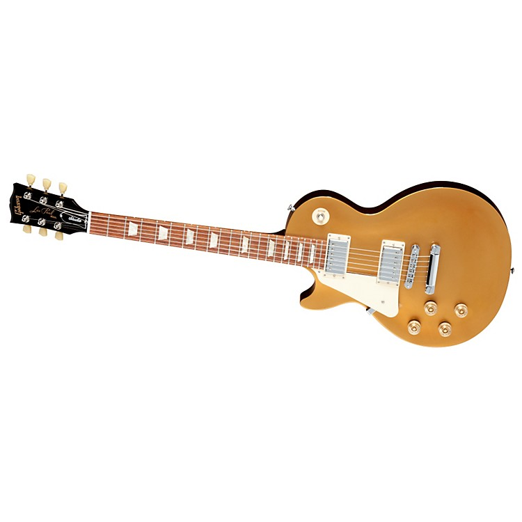 Gibson Les Paul Studio Gold Top Left-Handed Electric Guitar Gold Top