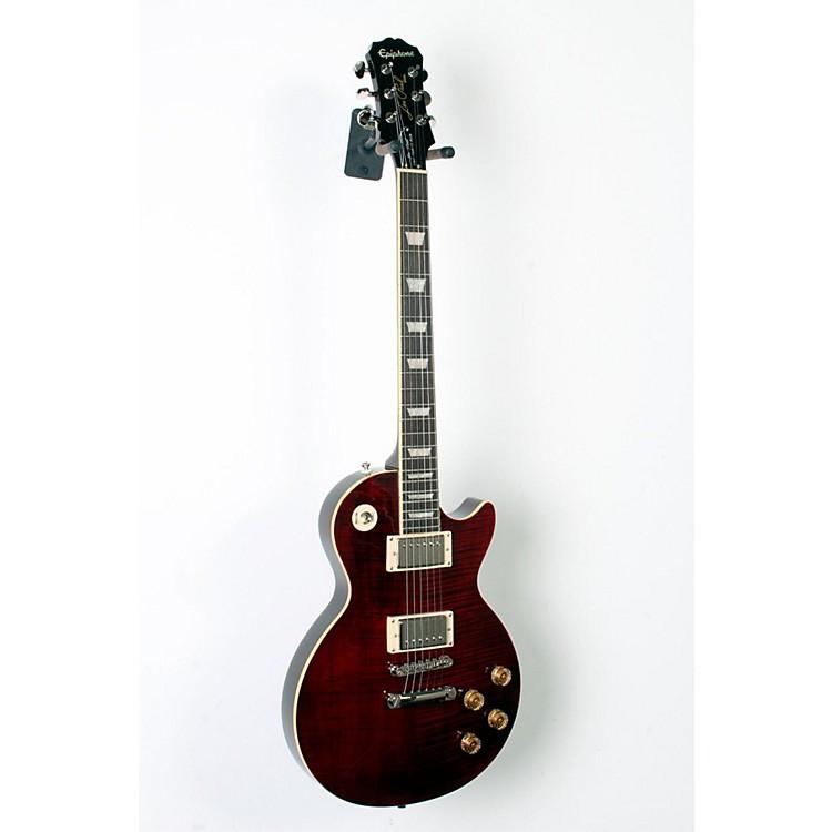 EpiphoneLes Paul Tribute Plus Electric GuitarBlack Cherry888365811055
