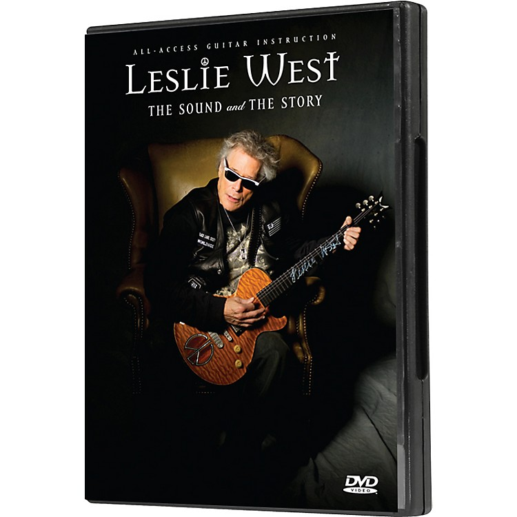 Fret12 Leslie West - The Sound and The Story (DVD)